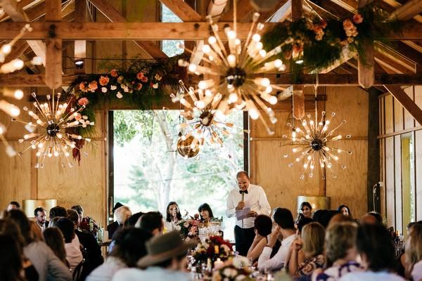 Wedding speech at Merribee