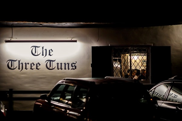 The Three Tuns in Cambridge