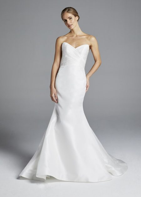 Amal Wedding Dress from the Anne Barge Spring 2019 Bridal Collection