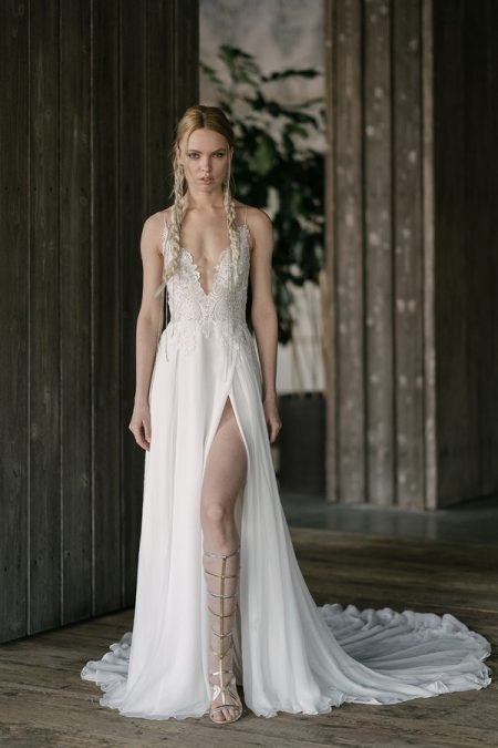 Bacall Wedding Dress from the Rita Vinieris Rivini Spring 2019 Bridal Collection