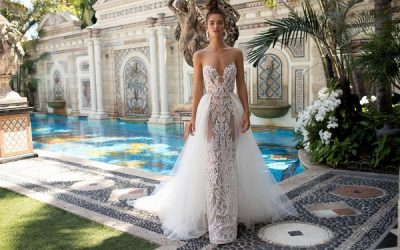 BERTA Miami Spring/Summer 2019 Bridal Collection