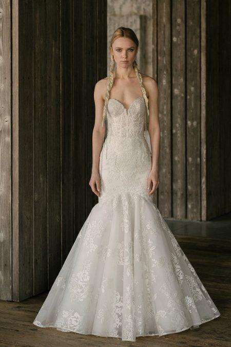 Bullock Wedding Dress from the Rita Vinieris Rivini Spring 2019 Bridal Collection
