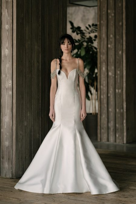 Carson Wedding Dress from the Rita Vinieris Rivini Spring 2019 Bridal Collection
