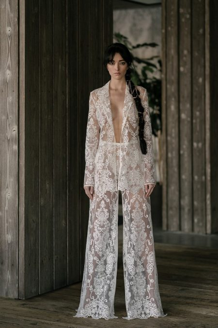 Curie Wedding Dress from the Rita Vinieris Rivini Spring 2019 Bridal Collection