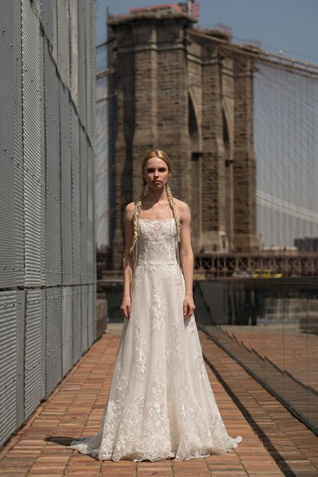 Earhart Wedding Dress from the Rita Vinieris Alyne Spring 2019 Bridal Collection