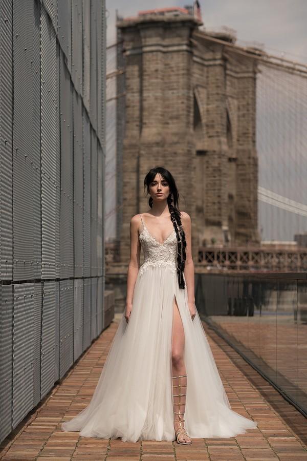 Golda Wedding Dress from the Rita Vinieris Alyne Spring 2019 Bridal Collection