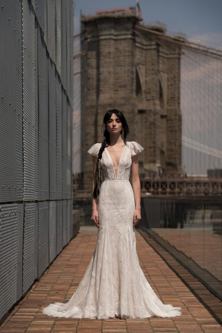 Harlow Wedding Dress from the Rita Vinieris Alyne Spring 2019 Bridal Collection
