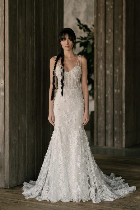 Haywards Wedding Dress from the Rita Vinieris Rivini Spring 2019 Bridal Collection