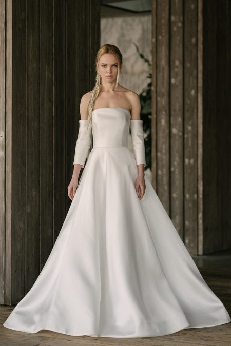 Hepburn Wedding Dress from the Rita Vinieris Rivini Spring 2019 Bridal Collection