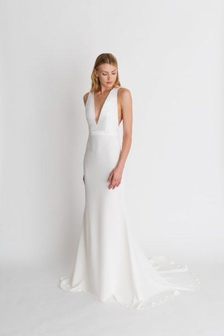 Jaymes Wedding Dress from the Alexandra Grecco The Magic Hour 2018 Bridal Collection