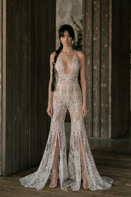Keaton Wedding Dress from the Rita Vinieris Rivini Spring 2019 Bridal Collection