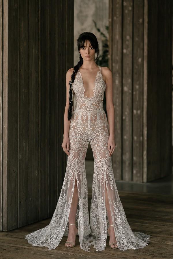 Keaton Wedding Dress from the Rita Vinieris Rivini Spring 2019 Bridal Collection