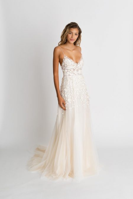 Lana Wedding Dress from the Alexandra Grecco The Magic Hour 2018 Bridal Collection