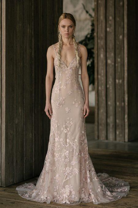 Nightengale Wedding Dress from the Rita Vinieris Rivini Spring 2019 Bridal Collection