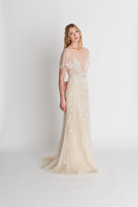 Palma Wedding Dress from the Alexandra Grecco The Magic Hour 2018 Bridal Collection