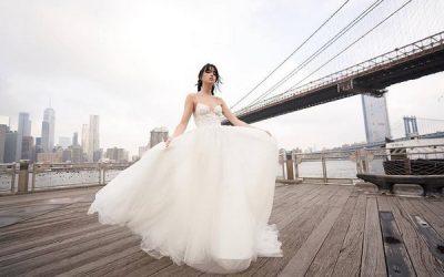 Rita Vinieris Alyne Spring 2019 Bridal Collection