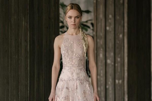 Rita Vinieris Rivini Spring 2019 Bridal Collection - Kidman Dress