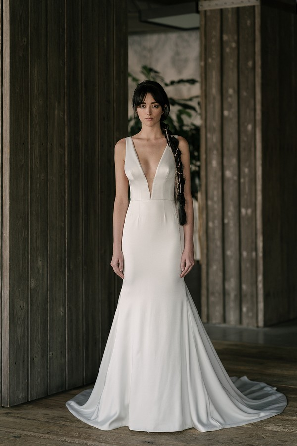 Roberts Wedding Dress from the Rita Vinieris Rivini Spring 2019 Bridal Collection