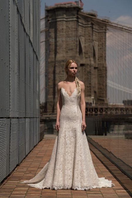 Roosevelt Wedding Dress from the Rita Vinieris Alyne Spring 2019 Bridal Collection