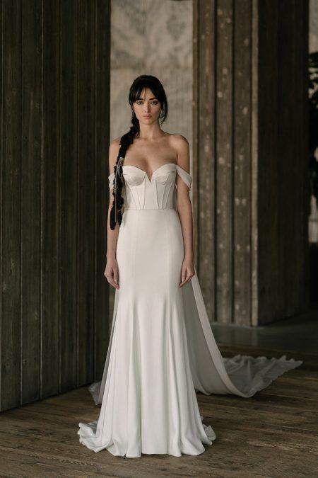 Thorne Wedding Dress from the Rita Vinieris Rivini Spring 2019 Bridal Collection