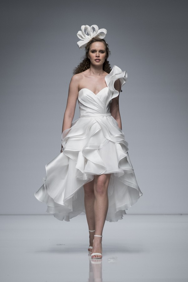 The Emerging Bridal Trends For 2019 Wedding Dresses The