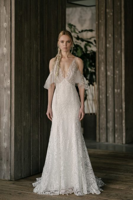 Watson Wedding Dress from the Rita Vinieris Rivini Spring 2019 Bridal Collection