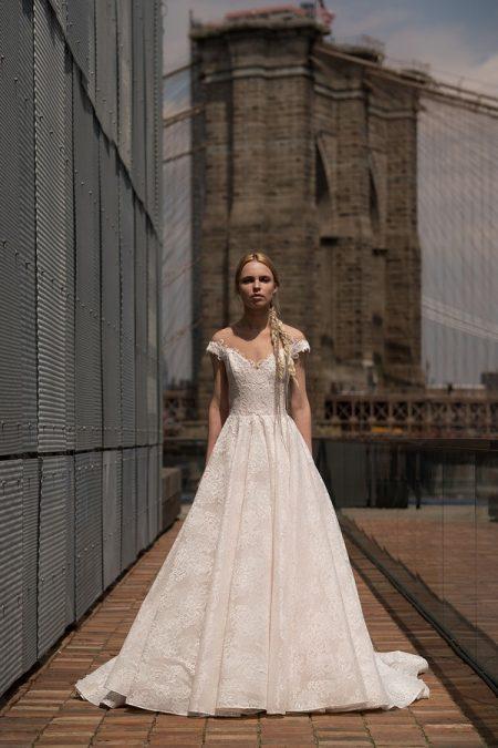 West Wedding Dress from the Rita Vinieris Alyne Spring 2019 Bridal Collection