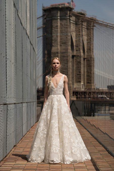 Winfrey Wedding Dress from the Rita Vinieris Alyne Spring 2019 Bridal Collection