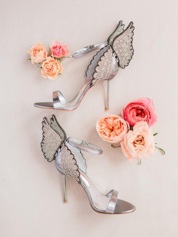 4 - Romantic Peach Wedding Styling Ideas