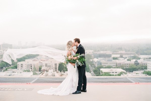 Main - Romantic Peach Wedding Styling Ideas