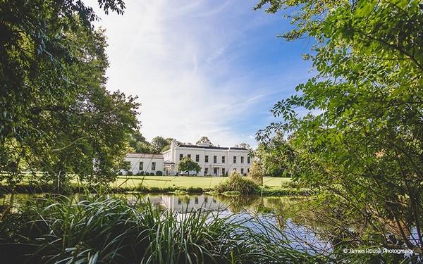 River Wandle outside Morden Hall