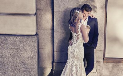 Choosing a Wedding Dress with a Detailed Back