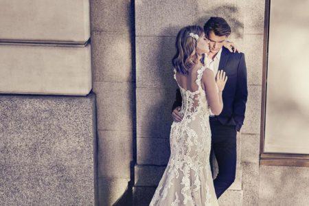 Wedding Dresses with Detailed Backs Main Image