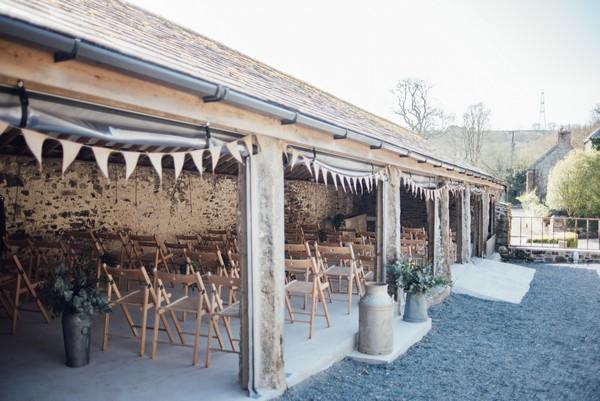 The Cowyard Barn at Pengenna Manor