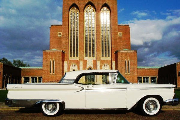 1959 Ford Skyliner Car