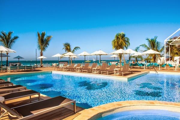 Swimming Pool at Azul Sensatori Jamaica