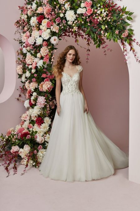 Bella Wedding Dress from the Rebecca Ingram Camille Fall 2018 Bridal Collection