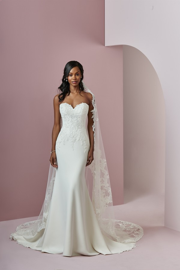 Billie Wedding Dress from the Rebecca Ingram Camille Fall 2018 Bridal Collection