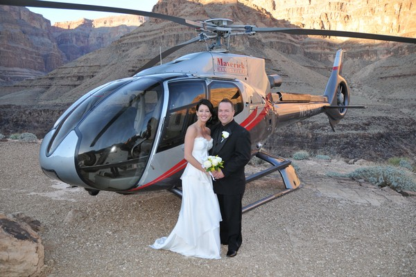 Hiring a Helicopter for Your Wedding Transport