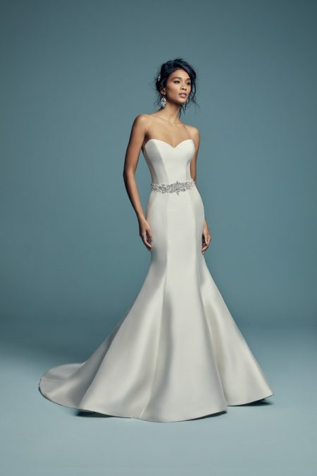 Cassidy Wedding Dress from the Maggie Sottero Lucienne Fall 2018 Bridal Collection