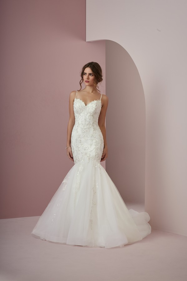 Claire Wedding Dress from the Rebecca Ingram Camille Fall 2018 Bridal Collection