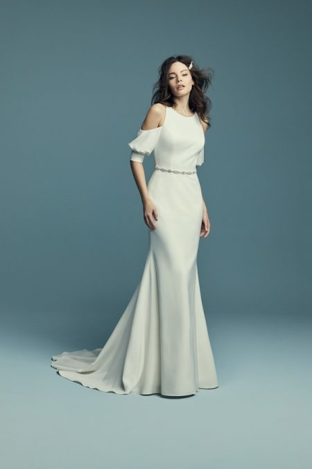 Claudia Wedding Dress from the Maggie Sottero Lucienne Fall 2018 Bridal Collection