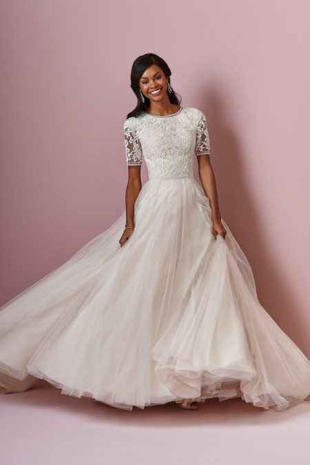 Eliza Anne Wedding Dress from the Rebecca Ingram Camille Fall 2018 Bridal Collection