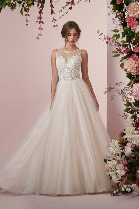 Eliza Wedding Dress from the Rebecca Ingram Camille Fall 2018 Bridal Collection