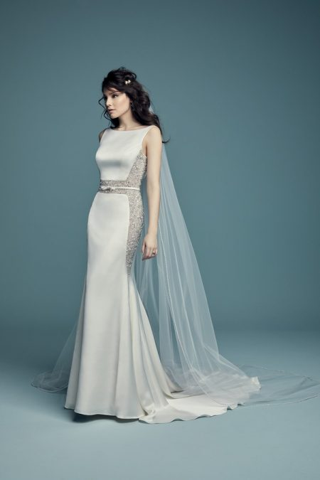 Fabienne Wedding Dress from the Maggie Sottero Lucienne Fall 2018 Bridal Collection