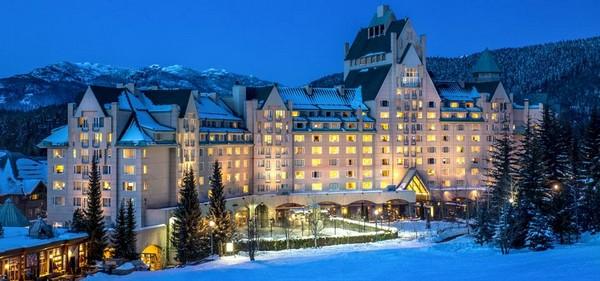 Fairmont Chateau Whistler, Canada