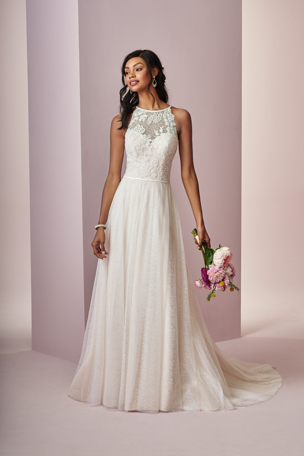 Heidi Wedding Dress from the Rebecca Ingram Camille Fall 2018 Bridal Collection