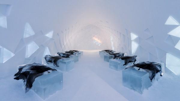 Icehotel, Lapland