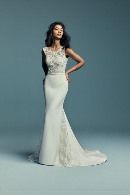 Jayleen Wedding Dress from the Maggie Sottero Lucienne Fall 2018 Bridal Collection