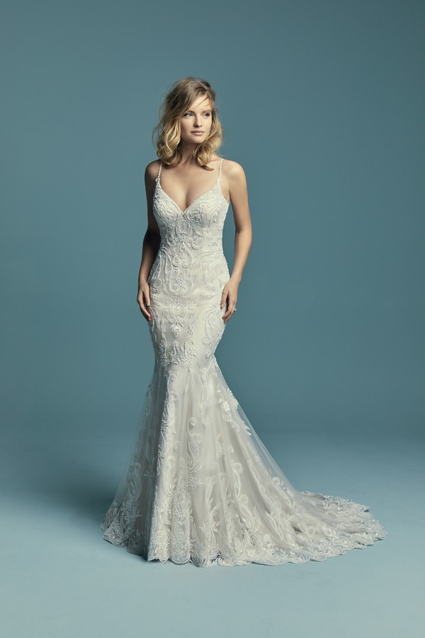Jolynn Wedding Dress from the Maggie Sottero Lucienne Fall 2018 Bridal Collection